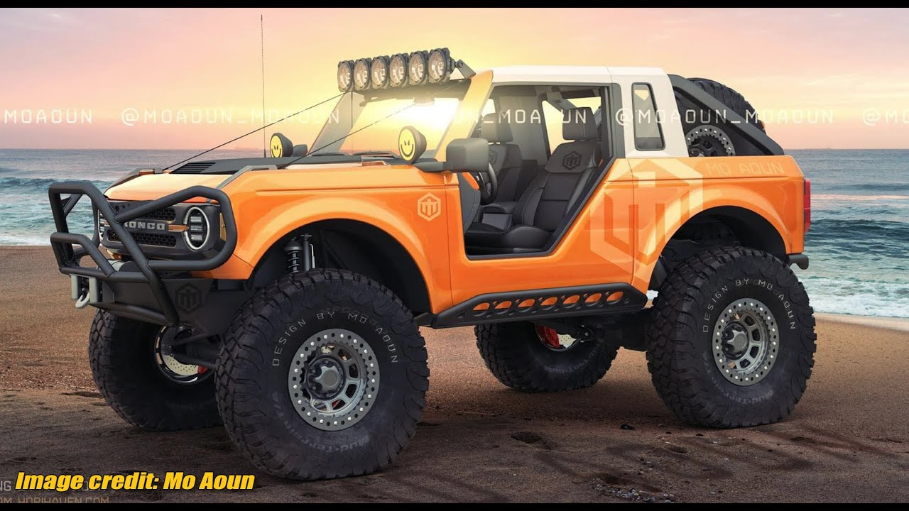 20++ Ford bronco motor options ideas