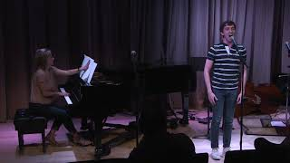 """Words Fail"" from Dear Evan Hansen (Brandon Alexander Shawl)"
