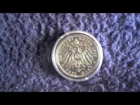 German Empire Silver coins