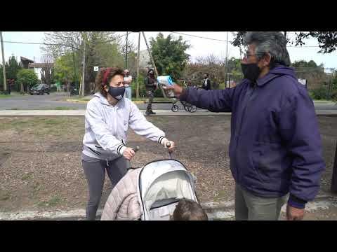 Reabren los tres parques públicos municipales