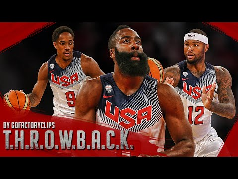 USA Team Highlights vs Dominican Republic 2014.08.20 - Every Play!