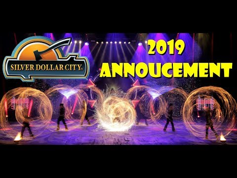 Silver Dollar City 2019 Annoucement - The Year Of Shows & Festivals!