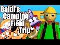 FNAF Plush - Baldi's Camping Field Trip