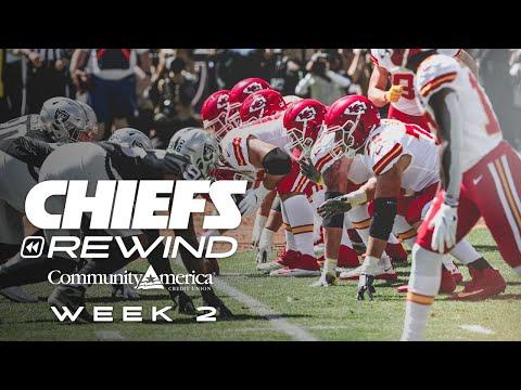 Chiefs Vs. Raiders Week 2 Recap   Chiefs Rewind