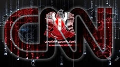 CNN Hacked By The Syrian Electronic Army