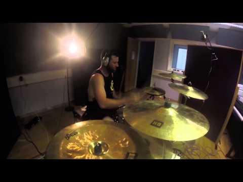 Martyr Defiled - LVCIFER w/Richard Duffin (Drum play through)