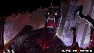 Infinite Crisis Beta | Nightmare Batman Gameplay [Vorshim]