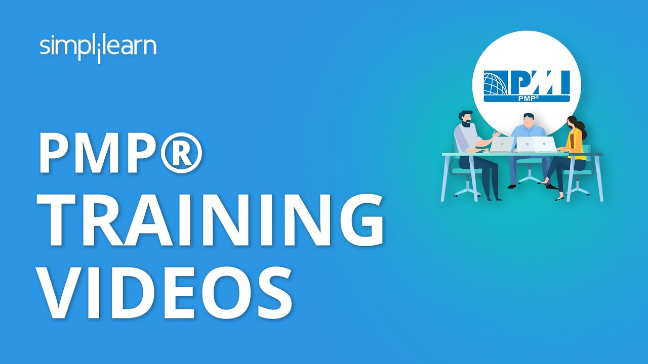 Pmp Training Videos Pmp Certification Training Video Pmbok 5th