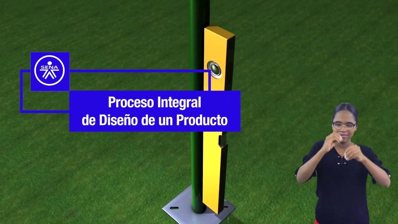 Proceso Integral de Diseño de un Producto