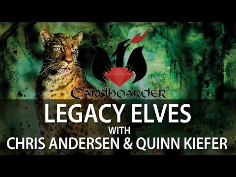 Chris Andersen - Legacy Elves with Quinn Kiefer (Match 1)