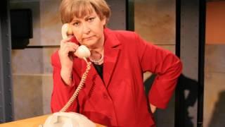 Angie telefoniert: Nicht zum Umweltgipfel