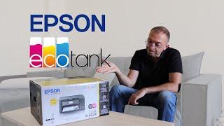 Epson EcoTank L6160 Review for Linux