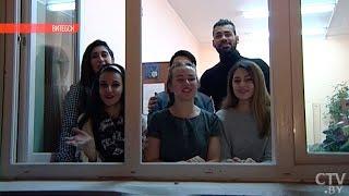 Иностранные студенты о жизни и учебе в Беларуси