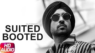 Suited Booted (Full Audio Song) | Diljit Dosanjh | Punjabi Song Collection | Speed Records