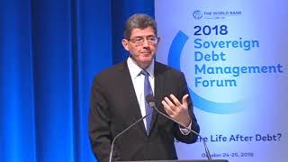 2018 Sovereign Debt Management Forum Joaquim Levy opening remarks