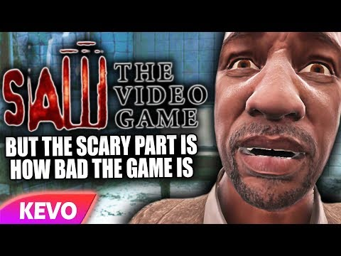 Saw: The Video Game But The Scary Part Is How Bad The Game Is