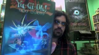 Yu-Gi-Oh! The Movie: Pyramid Of Light (2004) Movie Review
