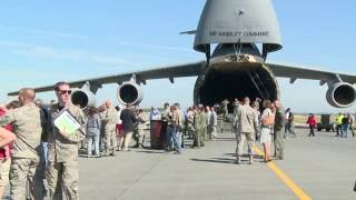 Dover AFB Runway Reopens.