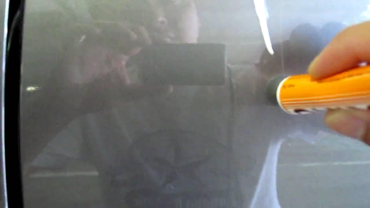 Car Paint Scratch Repair Youtube