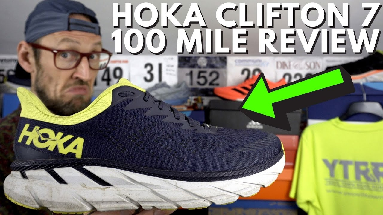 Hoka One One Clifton 7 Review At 100 Miles The Best Daily Running Shoe Of 2020 Eddbud Review Youtube