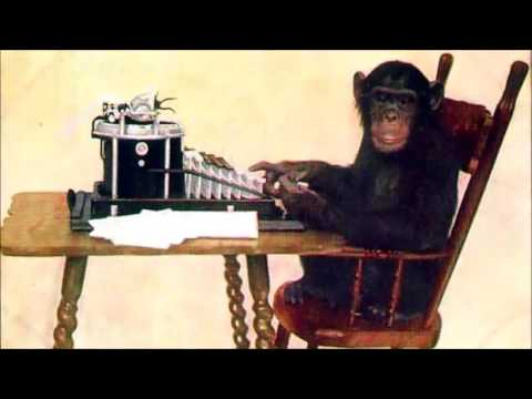 PTE retell lecture - Infinite monkey theorem-- one possible version