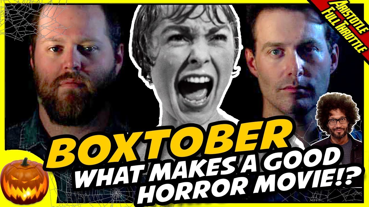 why we like horror movies