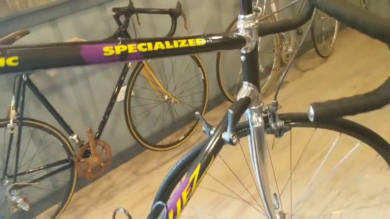 Bicycle Collection 1988 Specialized Allez Epic