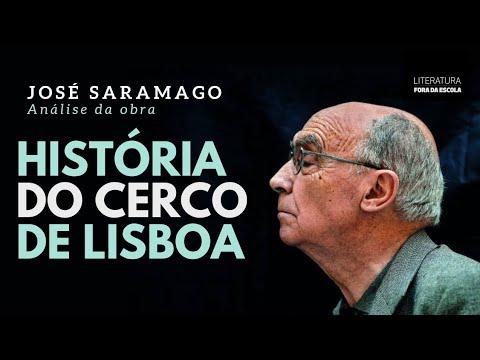 HISTÓRIA DO CERCO DE LISBOA | José Saramago #Unicamp2021