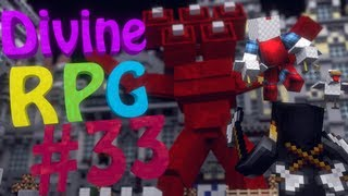 vuclip Divine RPG: Modded Let's Play - Part 33 - Arcana Dimension Boss Spawner!