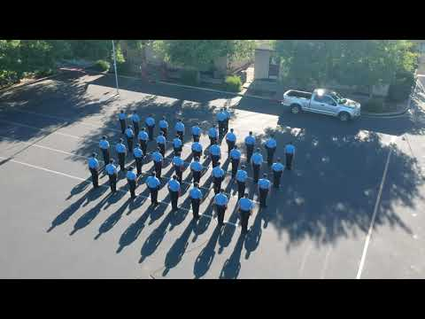 Class 150 Fresno City Police Academy