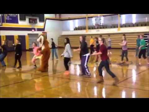 Webster City Middle School Grant Dance
