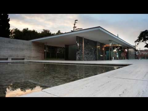 MODERNITY AT ITS BEST: The Barcelona Pavilion