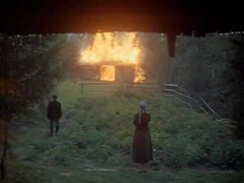 The Mirror - Burning House