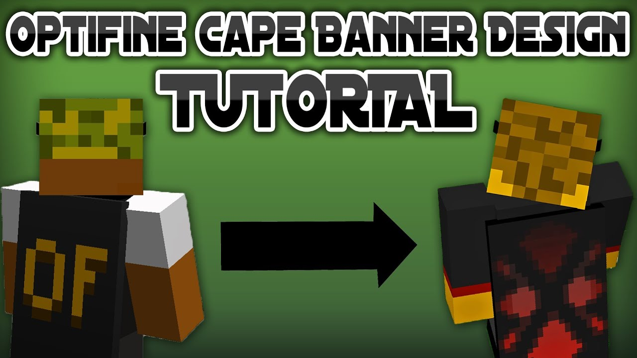 how to get a custom optifine cape in minecraft