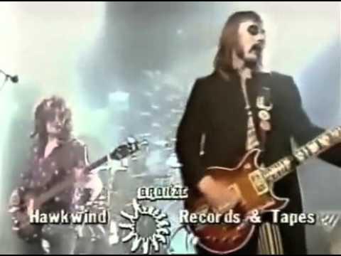 Hawkwind - Levitation (promo).flv