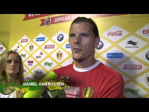 Belgien: Mega-Talente und Big Brother Daniel van Buyten | FIFA WM 2014 Brasilien