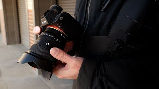 Sony FE 20mm f/1.8 G :: the widest native prime yet