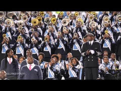 Jackson State University Marching Band - Chicago - 2014