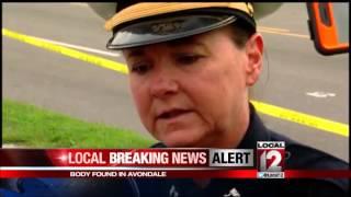 Police identify Avondale homicide victim