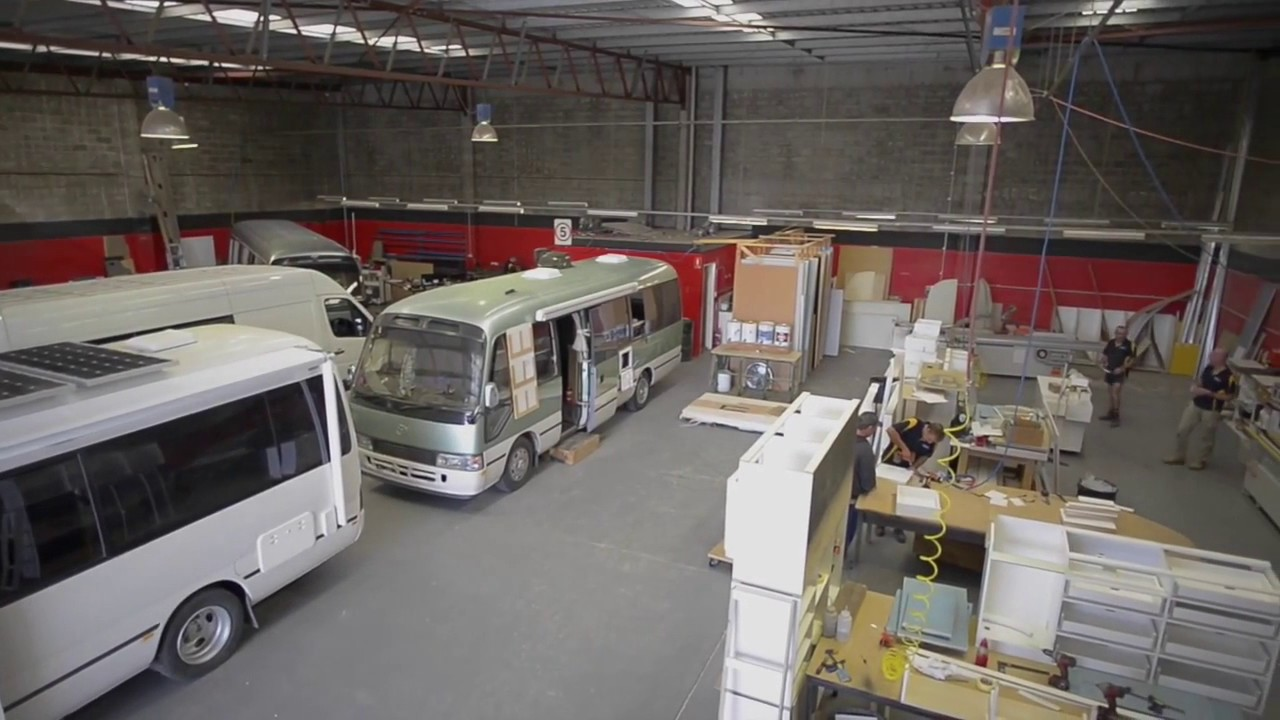 19e3e91fa59f7b One Stop Shop for Your Motor Home or Camper Van Needs- The Motorhome  Conversion Company