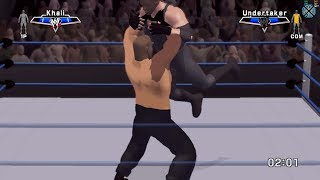 Xenia Xbox 360 Emulator - WWE SmackDown vs. Raw 2007 Ingame / Gameplay! (DX12 WIP)