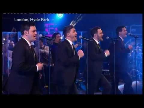 Frankie Valli and The Four Seasons   BBC Proms in the Park London