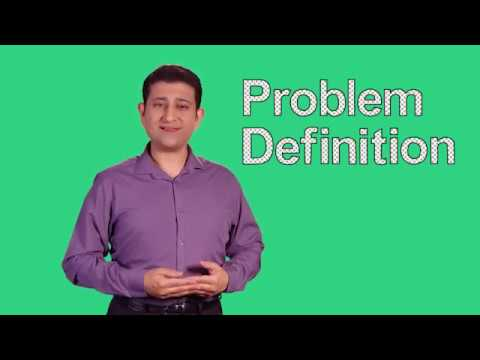 DIY Learn: Problem Definition module intro