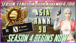 RANK 100 ASIA CONQUEROR | LIVE RANK PUSH | BACK TO BACK CHICKEN DINNER | like and subscreb