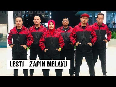 TeacheRobik - Zapin Melayu By Lesti