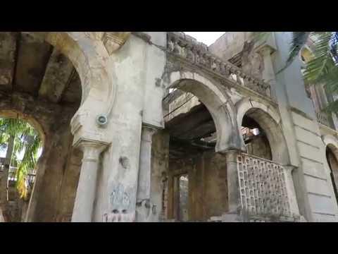 Ruins of Marine Hotel - Diego Suarez