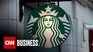 Richard Quest: Companies should follow Starbucks' example