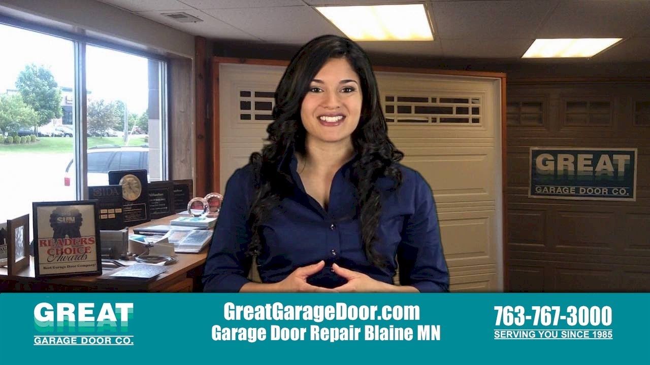 Garage Door Repair Blaine MN | Great Garage Door | Residential Installation  Services