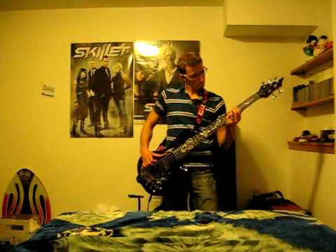 Skillet You're Powerful Bass Cover