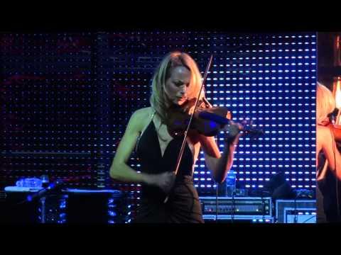 Caroline Campbell violin solo. Live in Paris 2012